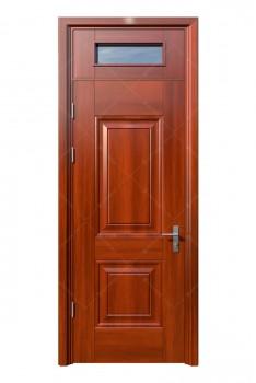 Cửa thép vân gỗ KG-1.06-1TK