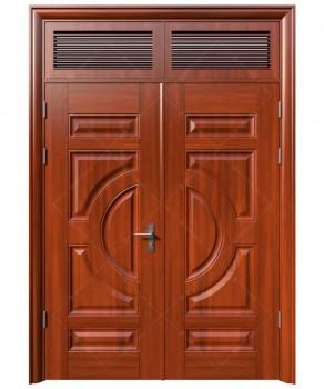 Cửa thép vân gỗ KG-22.01-2NC